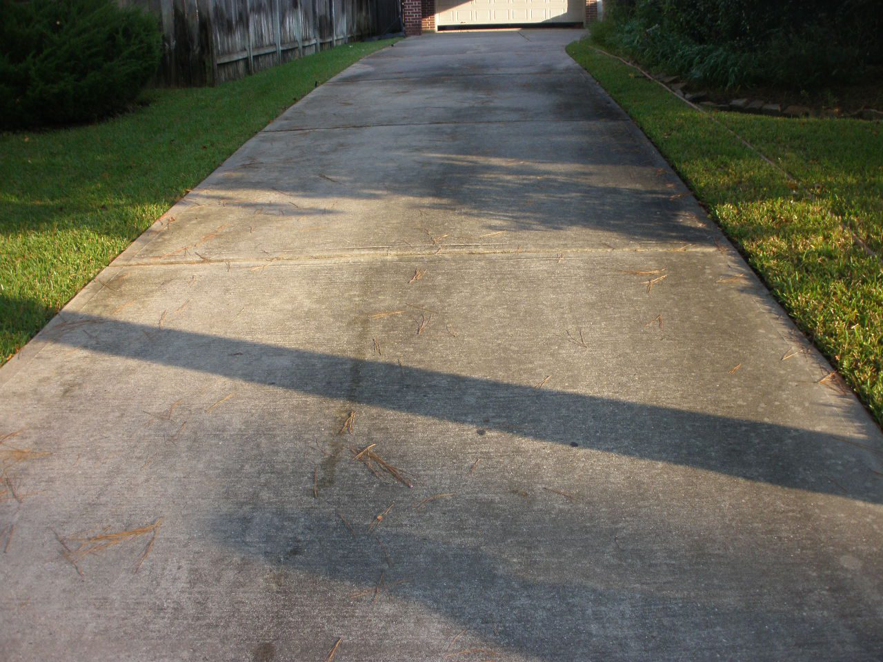concrete cleaning by neptune clean