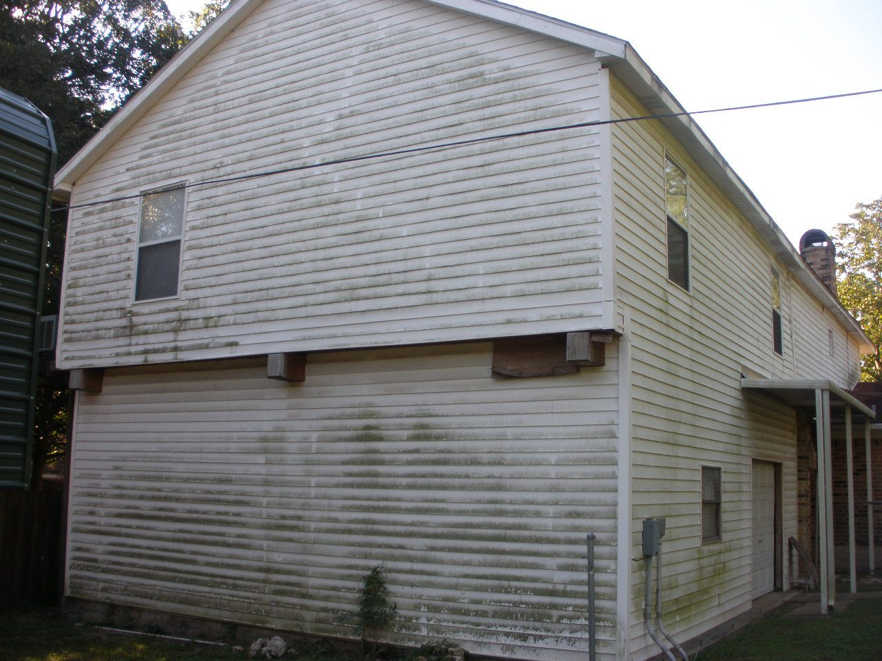 house wash hampton roads